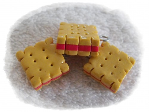 biscuit,fimo,gourmandise
